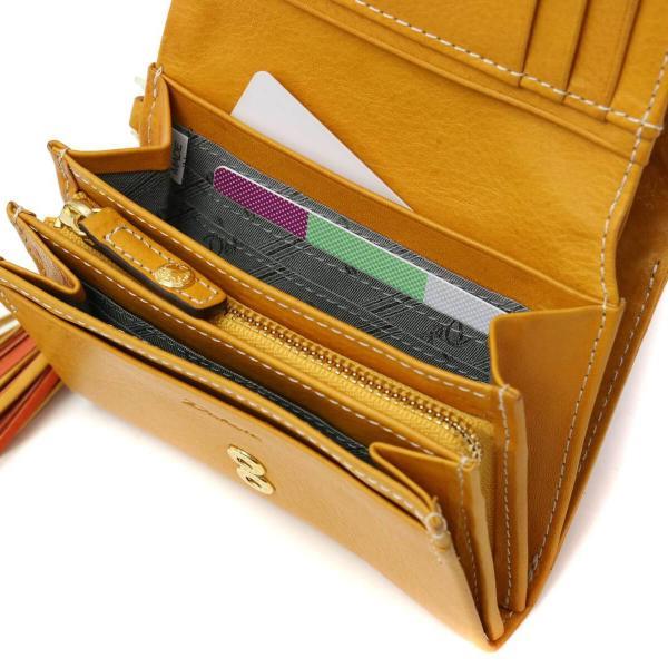 Dakota財布ダコタ二つ折り財布アプローズDakotaダコタ財布レディース二つ折り0035181 オレンジ(34)