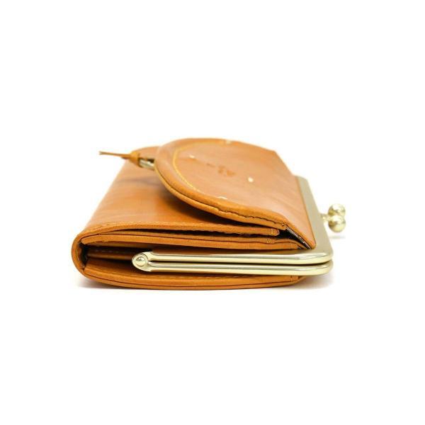 ダコタ Dakota 長財布 カッシーニ 小銭入れあり がま口財布 レザー レディース サイフ 0036044 マスタード(53)