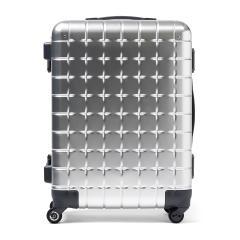 プロテカ スーツケース PROTeCA プロテカ サンロクマル アルミニウム スーツケース 69L Mサイズ TSAロック 5~6泊程度 4輪 PROTeCA 360 ALUMINUM フレーム キャリーケース 00672 エース ACE シルバー(11)