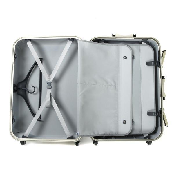 【セール】プロテカ スーツケース PROTeCA プロテカ レクトクラシック スーツケース 67L Mサイズ 5~6泊 軽量 PROTeCA RECT Classic フレーム キャリーケース 00751 エース ACE ミッドナイトグリーン(04)
