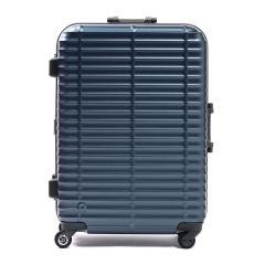 【3年保証】プロテカ スーツケース PROTeCA プロテカ ストラタム Stratum キャリーケース TSAロック 64L 5~6泊 エース ACE 00851 ブルーグレー(03)