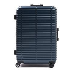 【3年保証】プロテカ スーツケース PROTeCA プロテカ ストラタム Stratum キャリーケース TSAロック 95L 10~14泊 エース ACE 00852 ブルーグレー(03)