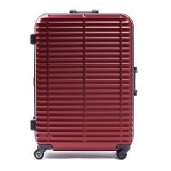 【3年保証】プロテカ スーツケース PROTeCA プロテカ ストラタム Stratum キャリーケース TSAロック 80L 6~7泊 エース ACE 00853 コロナレッド(10)