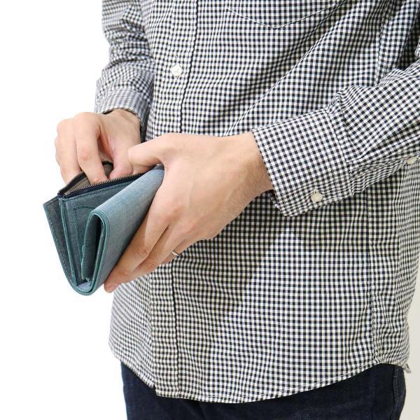 71711b6bf977 ... 吉田カバン ポーター ウォール PORTER WALL 三つ折り財布 財布 メンズ レディース 吉田かばん 015- ...