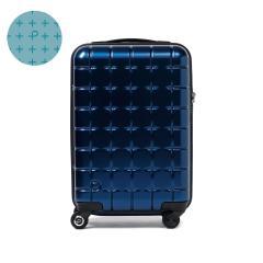 【セール】プロテカ スーツケース PROTeCA プロテカ サンロクマル 360エス メタリック キャリーケース 機内持ち込み 32L Sサイズ 軽量 1~2泊 360s METALLIC ジッパー 旅行 出張 軽量丈夫 4輪 02721 エース ACE ネイビー(03)