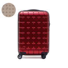 【セール】プロテカ スーツケース PROTeCA プロテカ サンロクマル 360エス メタリック キャリーケース 機内持ち込み 32L Sサイズ 軽量 1~2泊 360s METALLIC ジッパー 旅行 出張 軽量丈夫 4輪 02721 エース ACE レッド(10)