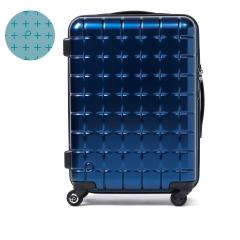 【セール】プロテカ スーツケース PROTeCA プロテカ サンロクマル 360エス メタリック キャリーケース 44L Sサイズ 軽量 2~3泊 360s METALLIC ジッパー 旅行 出張 軽量丈夫 4輪 02722 エース ACE ネイビー(03)