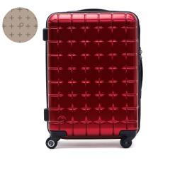 【セール】プロテカ スーツケース PROTeCA プロテカ サンロクマル 360エス メタリック キャリーケース 44L Sサイズ 軽量 2~3泊 360s METALLIC ジッパー 旅行 出張 軽量丈夫 4輪 02722 エース ACE レッド(10)