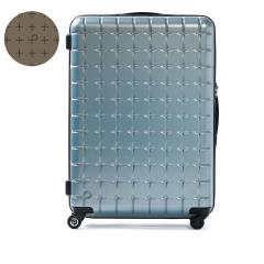 プロテカ スーツケース PROTeCA プロテカ サンロクマル 360エス メタリック キャリーケース 85L Lサイズ 軽量 7~10泊 360s METALLIC ジッパー 旅行 軽量丈夫 4輪 大型 02724 エース ACE ブルー(12)