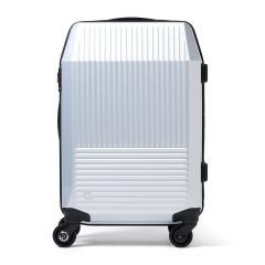 【セール50%OFF】プロテカ スーツケース PROTeCA キャリーケース フリーウォーカー Free Walker D 59L Mサイズ 軽量 3~5泊 ファスナー 旅行 ハードケース エース ACE 02732 シルバー(11)