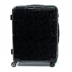 【3年保証】プロテカ スーツケース PROTeCA プロテカ スタリア ブイ STARIA V LTD キャリーケース 66L 5~6泊 ファスナー エース ACE 02863 ブラック(01)