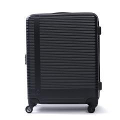 【セール25%OFF】プロテカ スーツケース PROTeCA STEP WALKER ステップウォーカー 75L 6~7泊 キャリーケース 中型 旅行 出張 エース ACE 日本製 02892 ブラック(01)