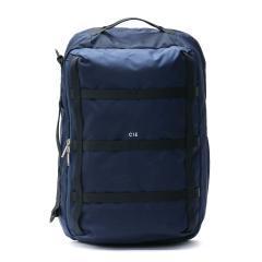 CIE リュック シー GRID 2WAY BACKPACK-01 グリッド バックパック ビジネスリュック A4 B4 PC収納 通勤 メンズ レディース 031803 NAVY(75)