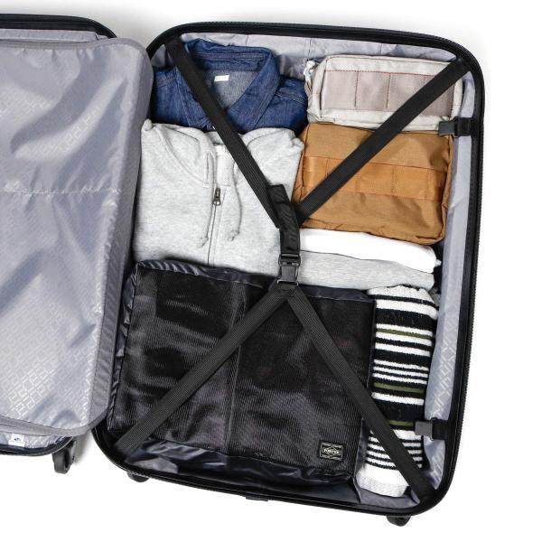 エース スーツケース ace. スーツケース ウィスクZ Whisk-Z キャリーケース ace.TOKYO エーストーキョー ファスナー 76L 6~7泊程度 中型 Mサイズ TSAロック ハード 旅行 軽量 04024 ブルー(15)