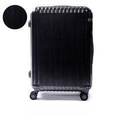 【5年保証】エース スーツケース ace. スーツケース パリセイドZ Palisades-Z キャリーケース ace.TOKYO エーストーキョー ファスナー 62L 5~6泊 Mサイズ ハード 旅行 軽量 05584 ヘアラインブラック(01)