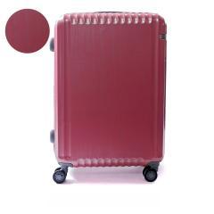 【5年保証】エース スーツケース ace. スーツケース パリセイドZ Palisades-Z キャリーケース ace.TOKYO エーストーキョー ファスナー 62L 5〜6泊 Mサイズ ハード 旅行 軽量 05584 ヘアラインピンク(12)