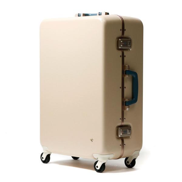 f532ba47d2 ... ハント スーツケース HaNT キャリーケース ラミエンヌ la mienne 56L フレーム 軽量 TSAロック 3~ ...