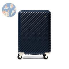 ハント スーツケース HaNT ハントマイン mine キャリーケース 機内持ち込み 33L ファスナー 軽量 TSAロック 1~2泊程度 Sサイズ かわいい おしゃれ 4輪 旅行 ACE エース 05745 ビオラネイビー(03)
