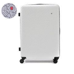 ハント スーツケース HaNT ハントマイン mine Ltd キャリーケース マイン 75L ファスナー 軽量 6~7泊 旅行 限定カラー ACE エース 06053 ホワイト(06)