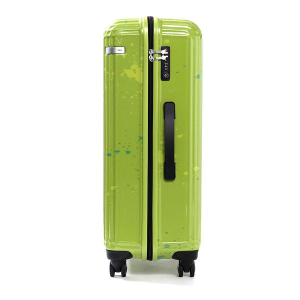 【セール30%OFF】エース スーツケース ace. ディズニー スーツケース サーフィンミッキー Surfing Mickey 限定 キャリーケース ファスナー 81L 7~10泊程度 大型 Lサイズ TSAロック 06123 ブルー(15)