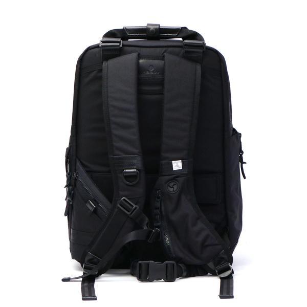 AS2OV アッソブ リュックサック 2WAY バックパック EXCLUSIVE BALLISTIC NYLON メンズ 061311 ブラック(10)