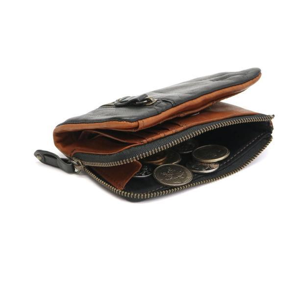 ダコタ Dakota BLACK LABEL ブラックレーベル 財布 バルバロ 二つ折り財布 0624700 (0623000) 小銭入れあり メンズ 二つ折り【送料無料】 チョコ
