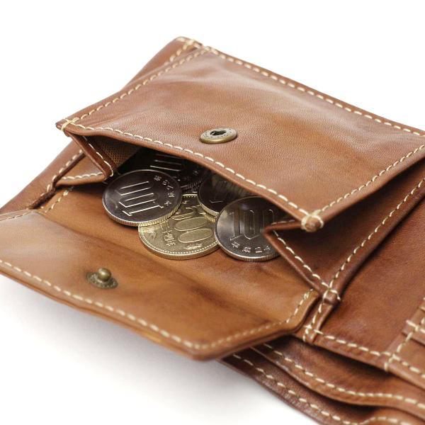 ダコタ Dakota 財布 二つ折り財布 BLACK LABEL ブラックレーベル ベルク メンズ レディース 小銭入れあり 本革 0623506【送料無料】 キャメル(45)