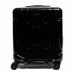 ワールドトラベラー スーツケース World Traveler キャリーケース トゥルム 機内持ち込み 39L 1~3泊 TSAロック 小型 Sサイズ ハード 旅行 出張 軽量 ACE エース 06411 ブラック(01)