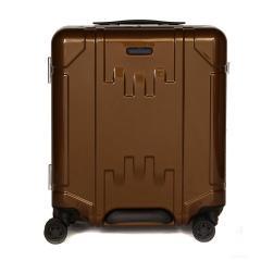 ワールドトラベラー スーツケース World Traveler キャリーケース トゥルム 機内持ち込み 39L 1~3泊 TSAロック 小型 Sサイズ ハード 旅行 出張 軽量 ACE エース 06411 ブラウン(08)