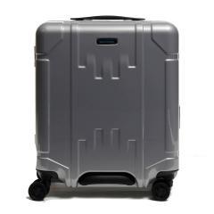 ワールドトラベラー スーツケース World Traveler キャリーケース トゥルム 機内持ち込み 39L 1~3泊 TSAロック 小型 Sサイズ ハード 旅行 出張 軽量 ACE エース 06411 シルバー(09)
