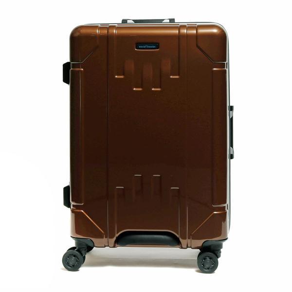 f481160cb8 ワールドトラベラー スーツケース World Traveler キャリーケース トゥルム 50L 3~4泊 Mサイズ