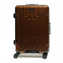 ワールドトラベラー スーツケース World Traveler キャリーケース トゥルム 50L 3~4泊 Mサイズ 中型 ハード 旅行 軽量 TSAロック ACE エース 06412 ブラウン(08)