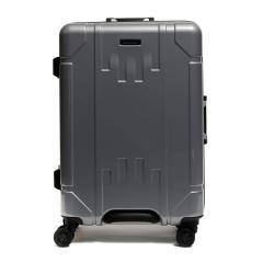 ワールドトラベラー スーツケース World Traveler キャリーケース トゥルム 50L 3~4泊 Mサイズ 中型 ハード 旅行 軽量 TSAロック ACE エース 06412 シルバー(09)