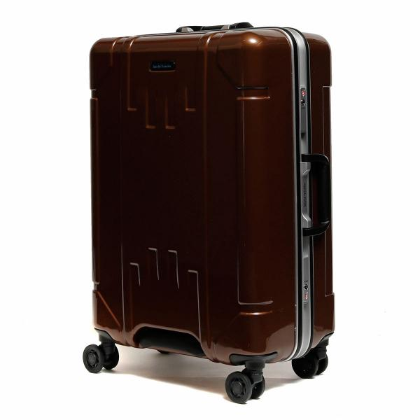 539eb95da8 ... ワールドトラベラー スーツケース World Traveler キャリーケース トゥルム 50L 3~4泊 Mサイズ ...