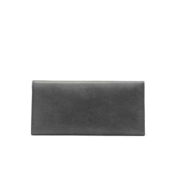 エルゴポック 財布 HERGOPOCH 06 Series 長財布 小銭入れあり レザー メンズ レディース 06W-WTL【送料無料】 ネイビー