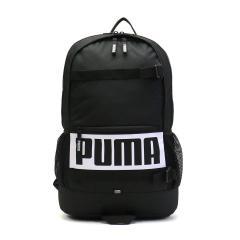 【セール30%OFF】プーマ リュック PUMA プーマ デッキ バックパック リュックサック B4 バッグ 通学 軽量 ストリート メンズ レディース 074706 ブラック(01)