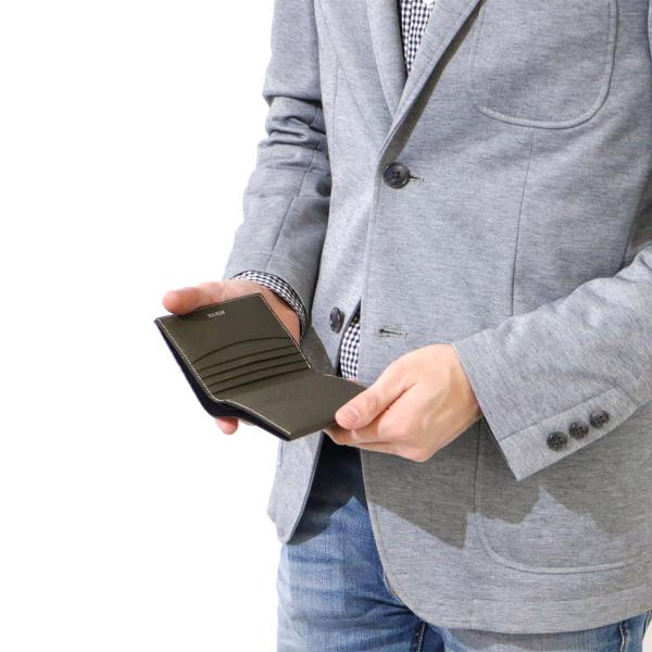 吉田カバン ポーター 財布 二つ折り財布 PORTER GLUE グルー メンズ ポ-タ-  小銭入れなし 079-02934【送料無料】ポーター オリーブ(30)