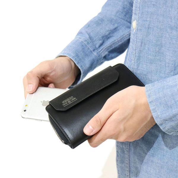 アッソブ 財布 二つ折り財布 AS2OV レザー アッソブ LEATHER MOBILE WALLET モバイルウォレット iPhone6S iPhone6 メンズ ASSOV 081601 キャメル(24)
