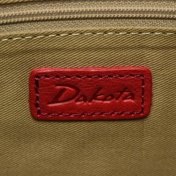 ダコタ ショルダーバッグ Dakota ジェントリー 斜めがけバッグ 肩掛け 革 レザー レディース お出掛け 1033511 レッド(30)