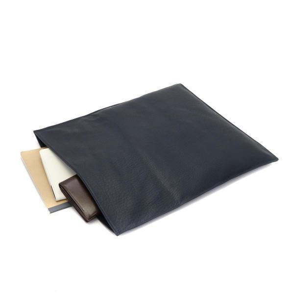 エルゴポック バッグ HERGOPOCH クラッチ クラッチバッグ 11 Series  メンズ レディース 本革 レザー 11-ENV ブラック