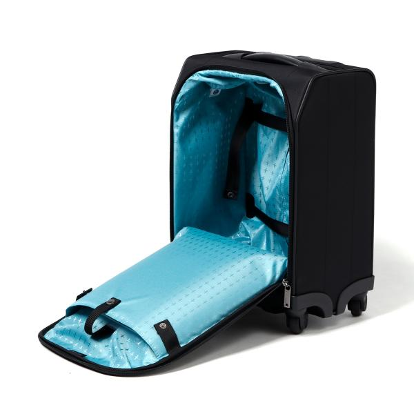 【セール25%OFF】プロテカ スーツケース PROTeCA プロテカ マックスパスソフト スーツケース 機内持ち込み 23L Sサイズ 軽量 TSAロック 1~2泊程度 4輪 新品番 12731 PROTeCA MAXPASS SOFT ファスナー キャリーケース 旅行カバン 旅行バッグ エース ACE ネイビー(03)