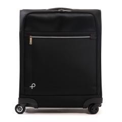プロテカ スーツケース PROTeCA 機内持ち込み マックスパス ソフト MAXPASS SOFT 2 最大 フロントオープン キャリーバッグ 42L Sサイズ 小型 1泊 2泊 出張 ファスナー 旅行 ソフトケース メンズ レディース エース ACE 12832 ブラック(01)