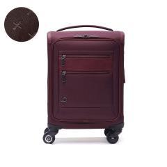 プロテカ スーツケース PROTeCA 機内持ち込み フィーナ Feena ST フィーナ エスティー キャリーバッグ キャリーケース 軽量 フロントオープン 18L SSサイズ 1泊 ファスナー 旅行 ソフトケース レディース エース ACE 12840 ワイン(07)