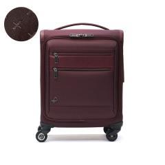 プロテカ スーツケース PROTeCA 機内持ち込み フィーナ Feena ST フィーナ エスティー キャリーバッグ キャリーケース 軽量 フロントオープン 24L Sサイズ 1泊 ファスナー 旅行 ソフトケース レディース エース ACE 12841 ワイン(07)