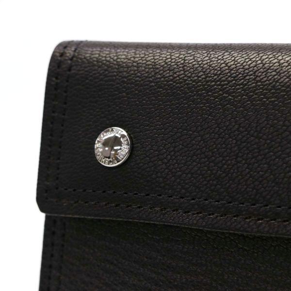吉田カバン ポーター ダブル PORTER DOUBLE 二つ折り財布 財布 さいふ サイフ メンズ レディース 吉田かばん 129-06011【送料無料】ポーターバッグ ネイビー×ナチュラル