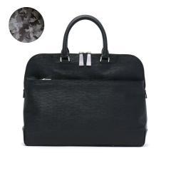 アニアリ バッグ aniary ビジネスバッグ ブリーフケース 本革 A4 Wave Leather ウェーブレザー レザー 通勤 メンズ レディース 16-01000 ブラック