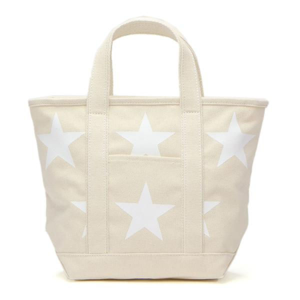 lohaco コンバース トートバッグ converse s size star print tote bag