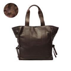 【新作】アニアリ aniary トート トートバッグ 本革 A4 ガーメントレザー Garment Leather Tote Bag レザー バッグ おしゃれ メンズ レディース 19-02000 ブラウン