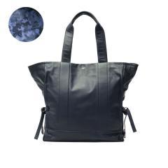 【新作】アニアリ aniary トート トートバッグ 本革 A4 ガーメントレザー Garment Leather Tote Bag レザー バッグ おしゃれ メンズ レディース 19-02000 ネイビー