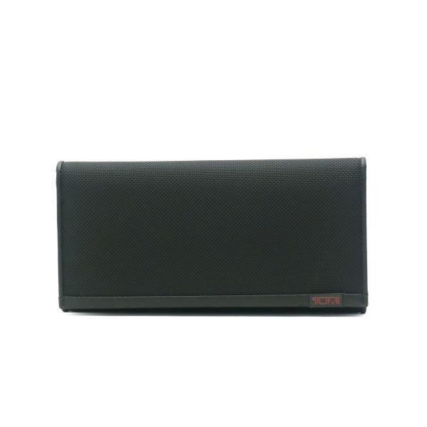 d951d216121a トゥミ 財布 TUMI ALPHA SLG 長財布 Global Breast Pocket Wallet 小銭入れあり 二つ折り